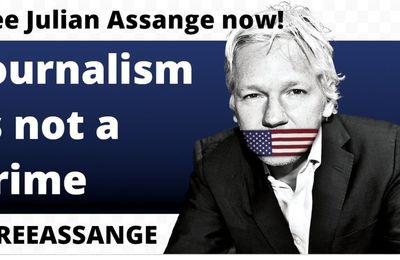 Julian Assange, 50 ans, dix ans de privation de liberté !
