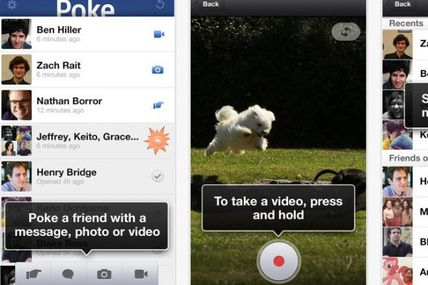 Top news: Facebook presenta Poke, para realizar...
