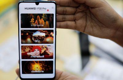 Usuarios de Telefonos moviles enojados con Huawei por Anuncios