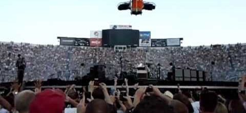 U2- East Lansing  USA -Michigan 26/06/2011