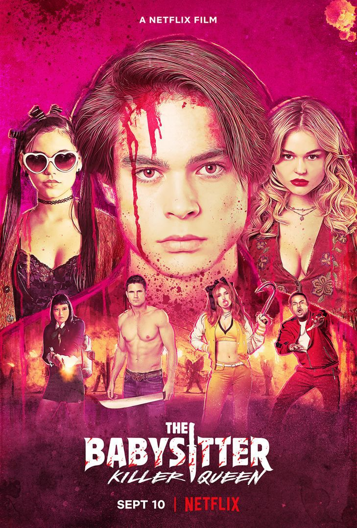 Critique Ciné : The Babysitter 2 Killer Queen (2020, Netflix)