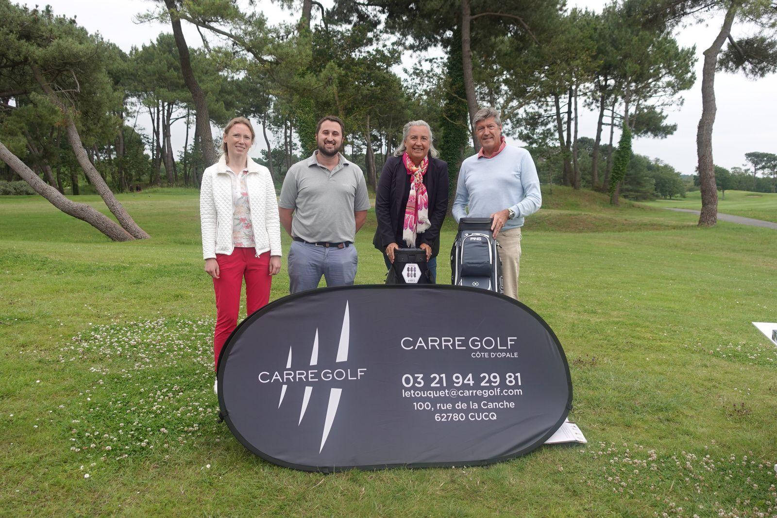 Coupe CARRE Golf: Mercredi 14 juillet 2021