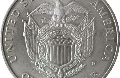 1 dollar Liberty: Bicentennial of United States Capitol 1994 United States of America