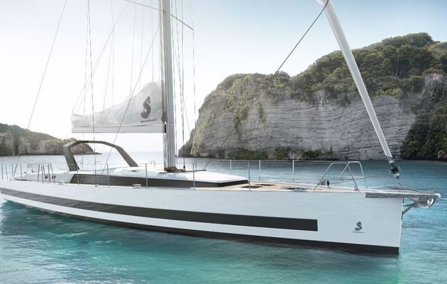 Les Scoops du Nautic 2015 - L'Oceanis Yacht 62, le nouveau voilier de luxe de Bénéteau