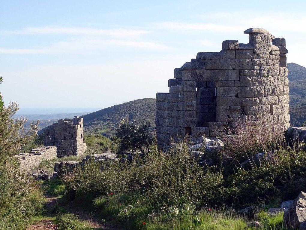 Grèce, Peloponèse, première partie