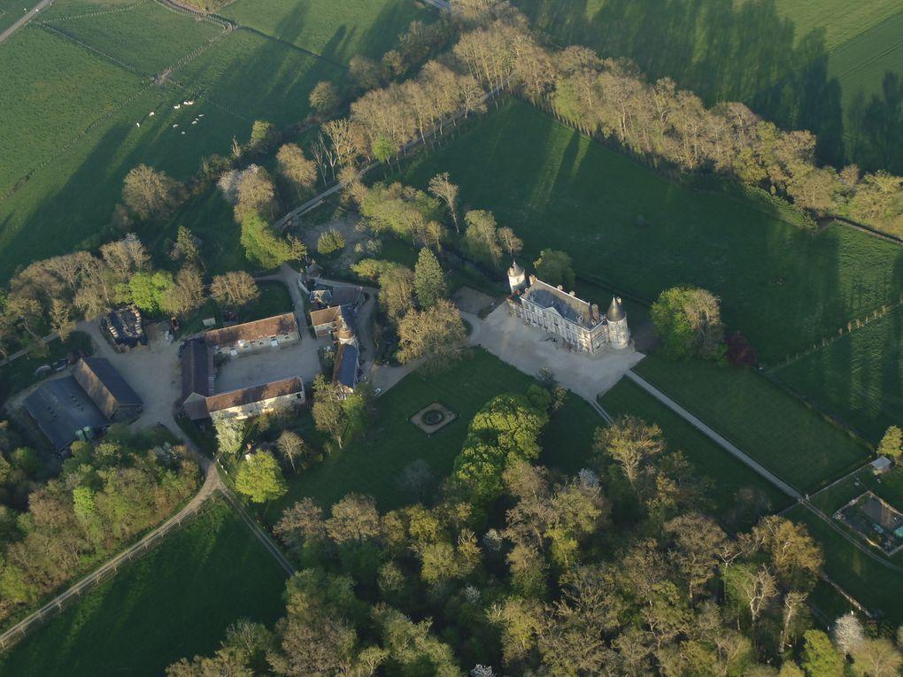 Le château d'Ordon