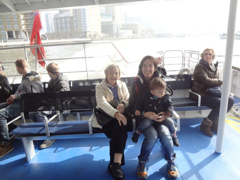 La mia prima navigazione sul Tamigi: un'esperienza intima e avvolgente