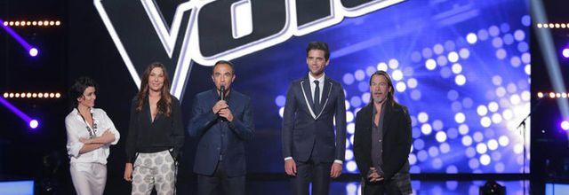 La finale de The Voice diffusée le 25 avril sur TF1