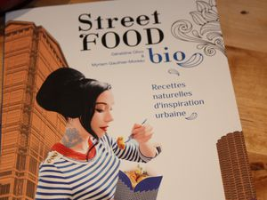 Street food bio & ses nuggets faussaires