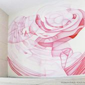 A delicate and poetic fresco by Guillaume Bottazzi in Marseille Prado - Online Exhibition