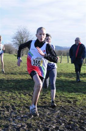 Cross de Wellin 16 janvier 2011