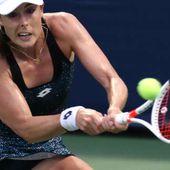 US Open : Alizé Cornet sanctionnée pour avoir retiré son maillot qui était à l'envers