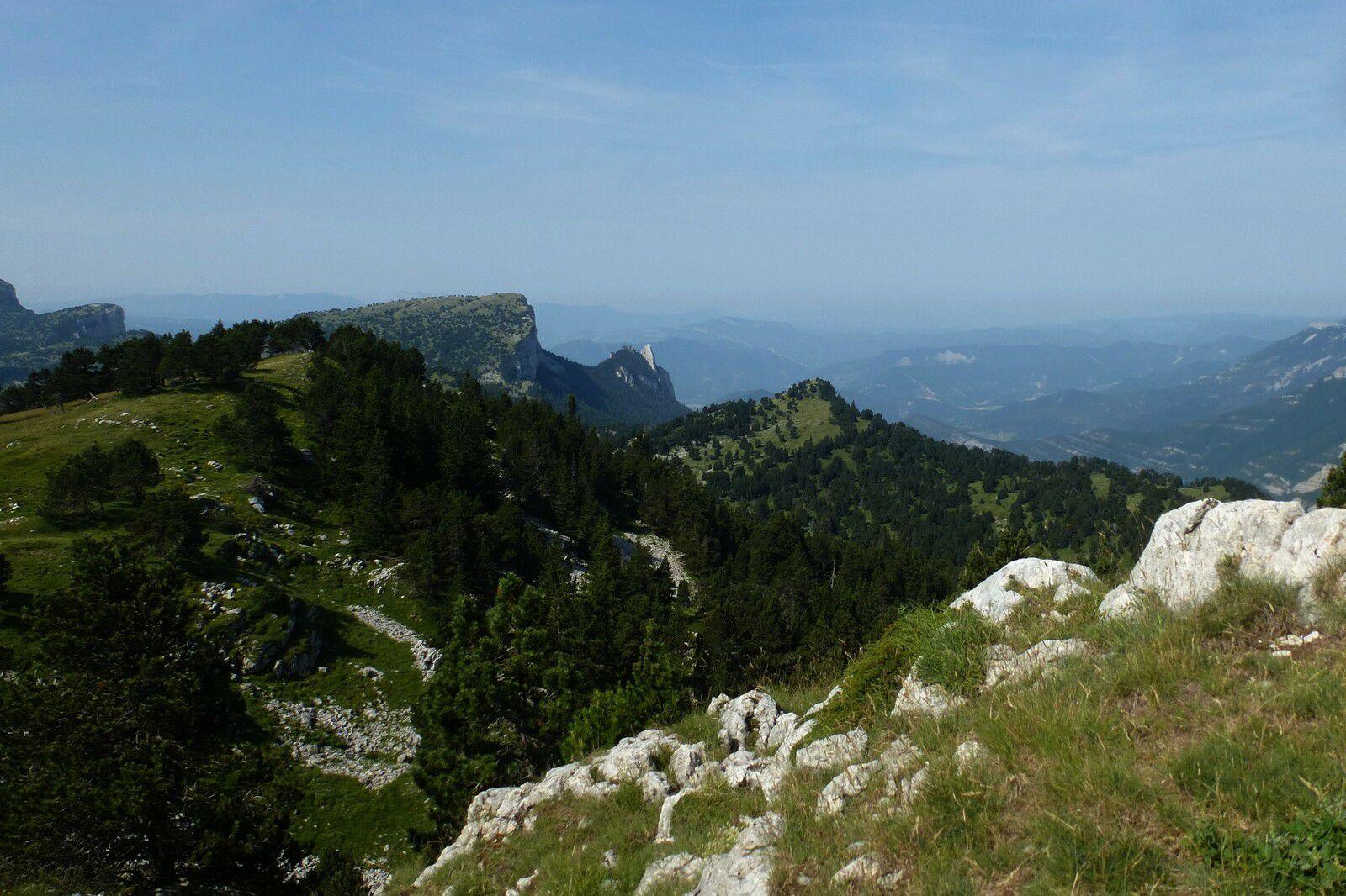 2 Jours sur les Hauts Plateaux : J2 Un tour à Chaumailloux