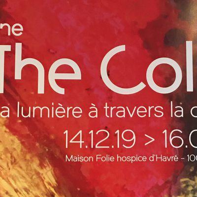 """""""The Color, la lumière à travers la couleur"""", une exposition à voir et à vivre"""