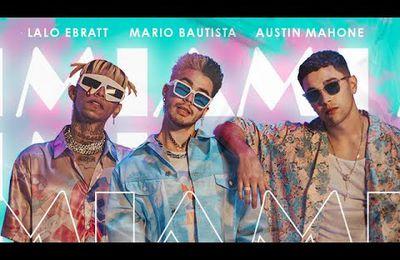 Miami - Mario Bautista, Austin Mahone et Lalo Ebratt