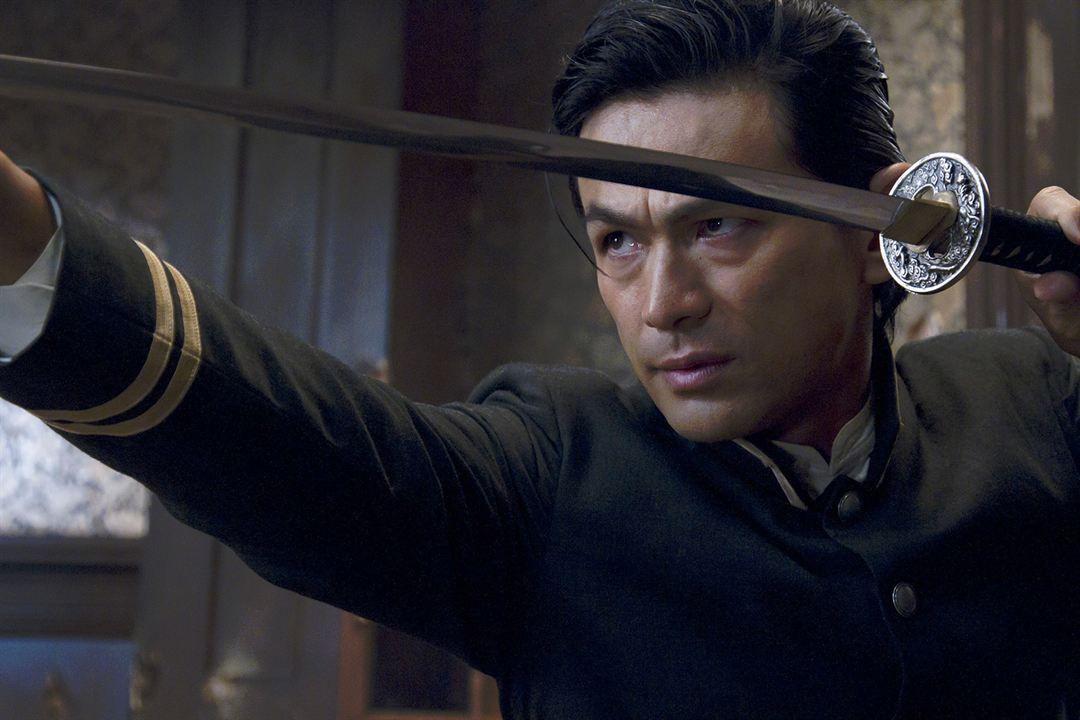 Saito/Goro Fujita incarné par Eiguchi Yosuke. Kenshin est quand à lui joué par Sato Kateru qui assure aussi un max.