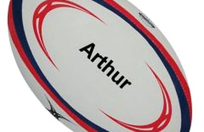 Rugby Balls Pattern - Where does it come from?