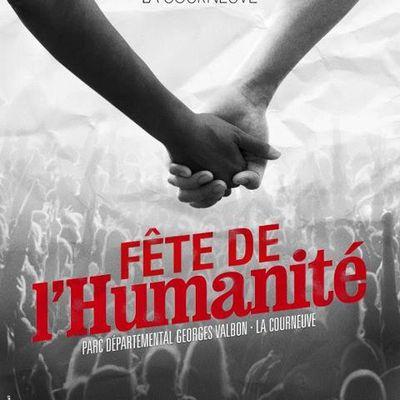 Fête de l'humanité 2012 !