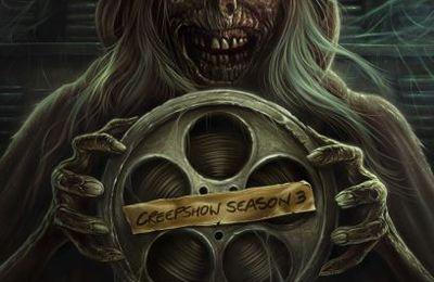 Les bilans de Lurdo - Halloween Oktorrorfest 2021 - Creepshow, saison 3 - première partie : 3x01-03 (2021)