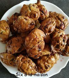 Petits goûters maison - Madeleine Chocolat blanc amande et framboises