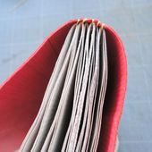 Atelier pratique de fabrication d'un carnet de voyage - Le blog de Cécile Alma Filliette - Atelier Métaforme