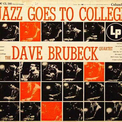 The Dave Brubeck Quartet Jazz Goes to College (Columbia, 1954)
