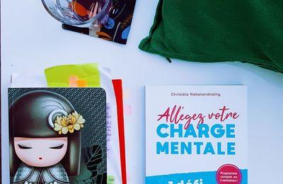Allégez votre charge mentale (1 défi positif par jour) par Christèle Rakotondrainy