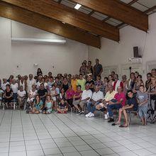 Remerciements de la Municipalité et du Comité des Fêtes pour les Bénévoles et Associations ayant participés au Corso (St Andre les Alpes)