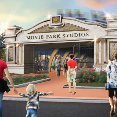 Une nouvelle grande attraction à Movie Park Germany en 2021