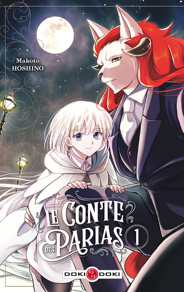 Doki Doki annonce Le Conte des parias, un récit fantastique poignant au coeur de l'Angleterre victorienne !