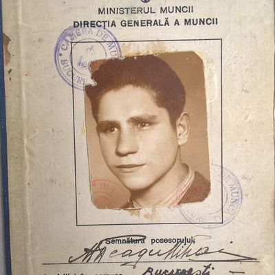 NEAGU MIHAI , Born in 23 November 1924 in Cernauti . Son NEAGU MIRCEA 54 Years , Born in 29 April 1963 in Bucharest , with My Addressee : NEAGU MIRCEA - Bulevardul Mihai Bravu Nr.98-106 Bloc D.16 Sc.1 Etaj 6 Ap.23 Sector 2 Of.Postal 39 Cod.-021332 Bucharest