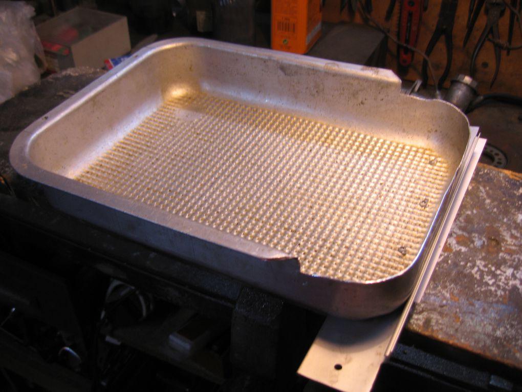 Restauration d'un Basset Amdess Honda 10-pouces