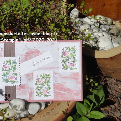 LOT POSTED FOR YOU,STAMPIN'UP!.