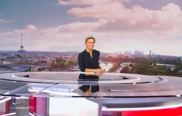 Un entretien exclusif de Theresa May dans le 20h de France 2 ce soir