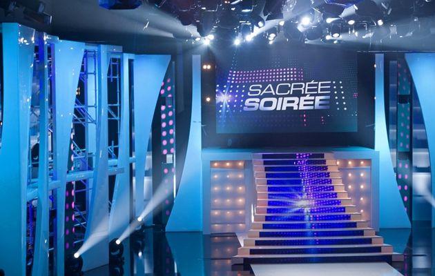 « Sacrée Soirée » ce soir à 20h45 en direct sur TF1