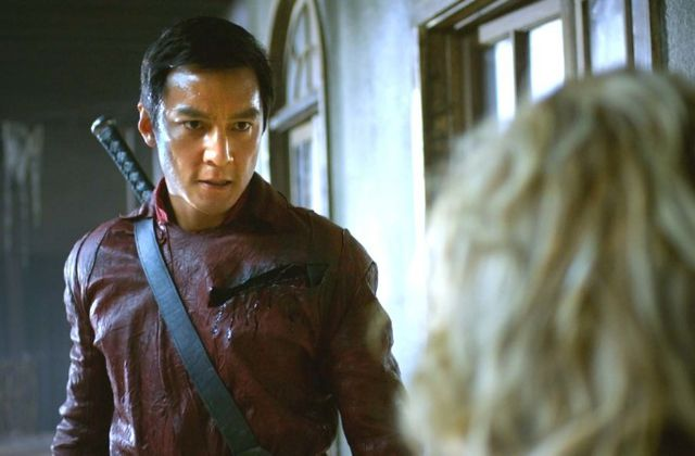 Critiques Séries : Into the Badlands. Saison 1. Episodes 3 et 4.