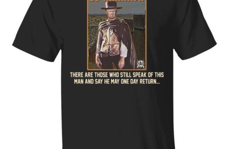 El Naranja – There Are Those Who Still Speak Of This Man Shirt
