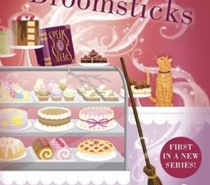 Read Brownies and Broomsticks (A Magical Bakery Mystery, #1) by Bailey Cates Book Online or Download PDF