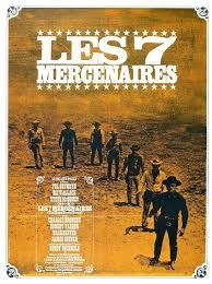 Les sept mercenaires  ( The magnificent seven )
