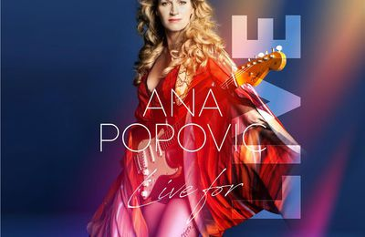 Ana Popovic - Live for Live (Blues)