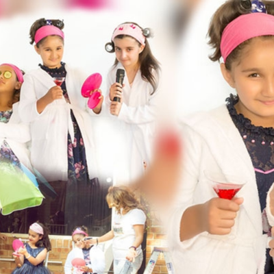 Trendy Ideas That Will Help To Rock The Pamper Party For Your Kids