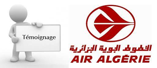 Scandale Air Algérie : Une passagère mineure bloquée dans un bureau a l'aéroport pour lui confisquer son siège !