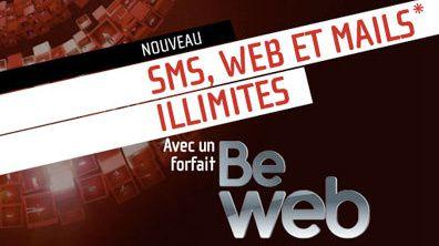 "NRJ Mobile lance ""beweb"""