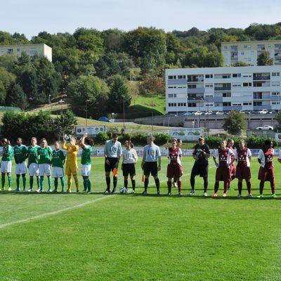 Football Féminin: FC METZ-ALGRANGE contre SAINT ETIENNE à Algrange en 2014