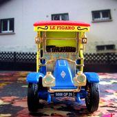 VAN RENAULT AG 1910 LE FIGARO MATCHBOX 1/43 - car-collector.net