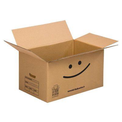 Dans les cartons...