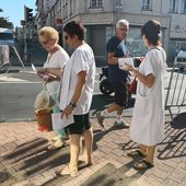 Hôpital : les grévistes à la rencontre des Vierzonnais - Vierzonitude