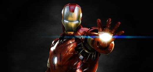 MCU - Iron Man (mark III)