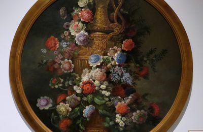 Jean-Baptiste Blin de Fontenay, Vase d'or et guirlandes de fleurs