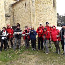 Dimanche 19 Janvier : Saint Pons la Calm